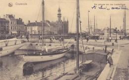 OOSTENDE HET GEBOUW DEN LOODSDIENST PORT BELGIQUE - Oostende