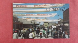Expo 67  Early Canadian Pioneer Days Ref 2242 - Etats-Unis