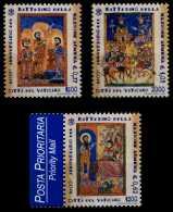 VATIKAN Nr 1366-1368 Postfrisch X7D1D8E - Unused Stamps