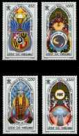 VATIKAN Nr 1217-1220 Postfrisch X7CE466 - Unused Stamps