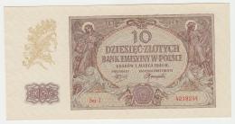 Poland 10 Zlotych 1940 UNC NEUF Pick 94 - Polen