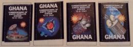Ghana 1981 MNH** # 755/758 - Ghana (1957-...)
