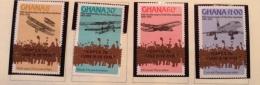 Ghana 1978 MNH** # 655/658 - Ghana (1957-...)