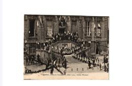 TOURNUS FETES DU CENTENAIRE (12 JUILLET 14) GARDES D'HONNEUR REF 46841 - France