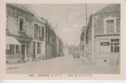 35 RETIERS  -  Rue De La Guerche  - - Otros Municipios