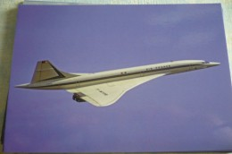 AIR FRANCE  CONCORDE   F WTSB - 1946-....: Moderne