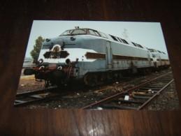 SNCF : Photo Véritable 12,5 X 18,5 Cm : Locomotives CC 65000 - Treinen