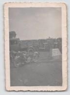 """04479 """"MOTO GUZZI 225° RGT FANTERIA A.O.I. 1936""""   ANIMATA. FOTOGRAFIA ORIGINALE - Moto"""