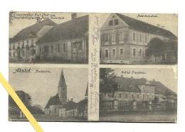 AK Abstal - Apace - Mehrbild - Gelaufen 1918 - Slovénie