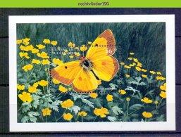 Ndc060 FAUNA FLORA BLOEMEN VLINDERS FLOWERS BUTTERFLIES BLUMEN PAPILLONS FLEURS ST. VINCENT & THE GRENADINES 1998 PF/MNH - Mariposas