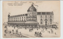LILLE PLAGE - CASINO HOTEL TERMINUS - MALO TERMINUS - Lille