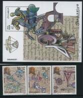 2003 Somalia, Leonardo Da Vinci  , Serie Completa Nuova (**) - Somalia (1960-...)