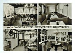 "11854   CPM  HO - GASTSTÄTTE "" SEEWARTE  "" SCHWERIN  , Superbe Carte Photo Multivues - Schwerin"