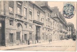 -75- PARIS  L'école Des Ponts Et Chaussées - TTB - Education, Schools And Universities
