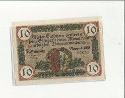 130106 Antica Banconota - Germania