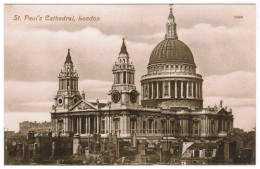 London, St Paul's Cathedral (pk30284) - St. Paul's Cathedral