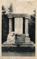 67 SCHIRMECK  Monument Aux Morts De La Grande Guerre - Schirmeck