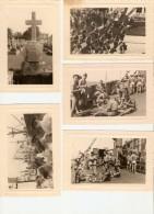 Lot De 86 Photos D´un Militaire  Marseille,Djibouti,Hanoï,canal De Suez,Singapour Ect... - Militaria