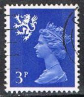 Scotland SG S15 1971 3p (2B) Good/fine Used - Regional Issues
