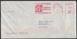 PF196          Germany   Stuttgart Coat Of Arms - Briefe U. Dokumente