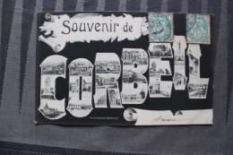 ZZ - 91 - Souvenir De Corbeil - Multivue - Corbeil Essonnes