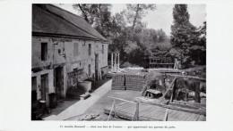 1949 - Iconographie Documentaire - Couture-sur-Loir (Loir-et-Cher) - Le Moulin De Ronsard - FRANCO DE PORT - Vieux Papiers