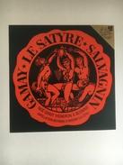 888 - Suisse Vaud Le Satyre Gamay Salvagnin Begnins - Etiketten