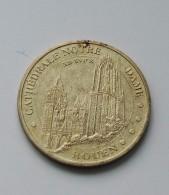 Cathedrale Notre- Dame ROUEN - Monnaie De Paris