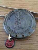 .medal - Medaille ANWB 1985. - Pays-Bas