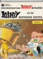 Asterix En De Koperen Ketel 1981 - Asterix