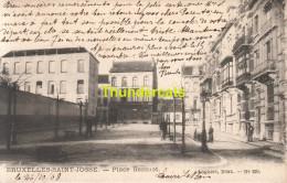 CPA BRUXELLES SAINT JOSSE PLACE BOSSUET LAGAERT BRUX. 229 - St-Josse-ten-Noode - St-Joost-ten-Node
