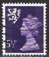 Scotland SG S21 1974 5½p (2B) Good/fine Used - Regional Issues