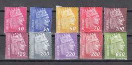 Armenia Armenien 2010 Mi. 695-704 Tigran The Great Self Adshive Stamps - Armenia