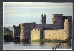 IRELAND. LIMERICK. King John's Castle. CENTURY 13 - Irlande