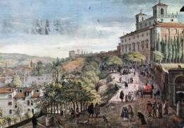 ROMA Nel '600 E '700 - Gaspare Vanvitelli (1653-1736): Veduta Di Roma Da Villa Medici. Roma, Galleria Nazionale. - Mostre, Esposizioni
