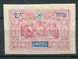 Obock                       N°  57  * - Unused Stamps