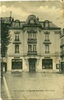 AIX Les Bains La Société Générale Place Carnot - Aix Les Bains