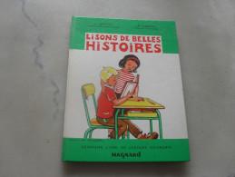 Lisons De Belles Histoires    Livre De Lecture Courante  Magnard