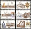 Hong Kong - 2011 - The University Of Hong Kong Centenary - Mint Stamp Set - 1997-... Région Administrative Chinoise
