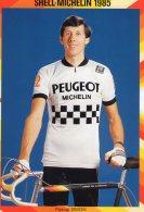 3838 CP  Cyclisme  Pascal Simon - Cycling