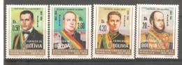 Serie Nº A-330/3  Bolivia - Bolivia