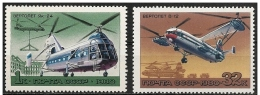 Russia/Russie: Elicotteri Diversi, Different Helicopters, Différents Hélicoptères - Elicotteri