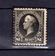 Jackson, 120*, (type IV), Cote 600 €, - 1847-99 Unionsausgaben