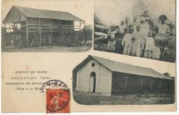 Mission Du Niger Station D' Isselé Eglise Habitation Des Missionnaires - Niger