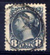 CANADA - N° 33° - REINE VICTORIA - 1851-1902 Règne De Victoria