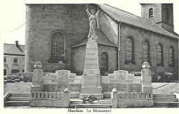 HARCHIES : Le Monument - Edition : H. Herbrand-Caudron, Harchies - Bernissart