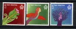 2016 - SAN MARINO -  Giornata Mondiale Della Poesia-  NH - ** - Saint-Marin