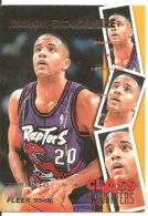 CARD NBA FLEER ´95-´96  STOUDAMIRE  N° 463 - Trading Cards