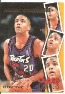 CARD NBA FLEER '95-'96  STOUDAMIRE  N 463 - Trading Cards