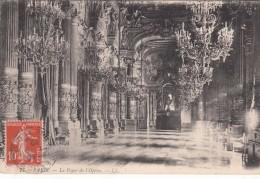 Cp , 75 , PARIS , Le Foyer De L'Opéra - Other Monuments